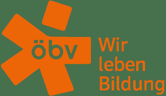 Logo öbv. Wir leben Bildung